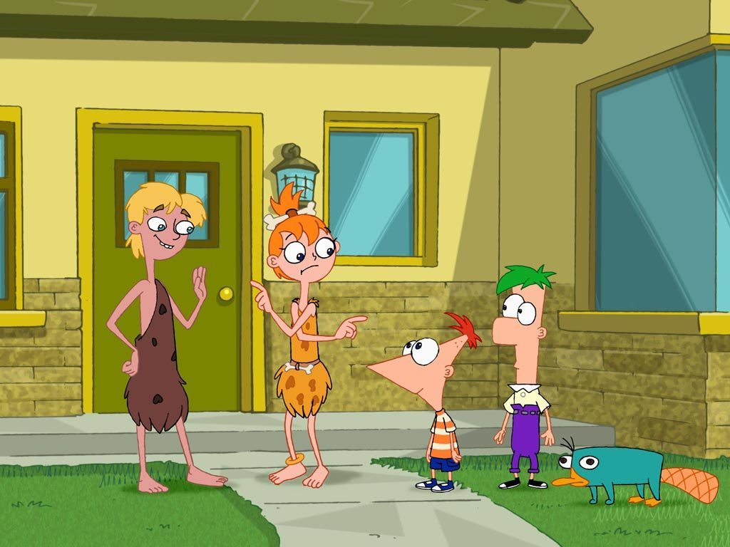 Back to the other phineas and ferb wallpapers gt gt